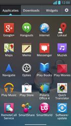 LG P760 Optimus L9 - internet - handmatig instellen - stap 3