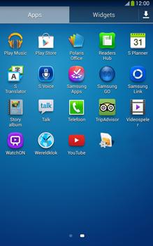 Samsung T315 Galaxy Tab 3 8-0 LTE - Voicemail - Handmatig instellen - Stap 3