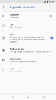 Nokia 8 Sirocco - Bluetooth - connexion Bluetooth - Étape 7