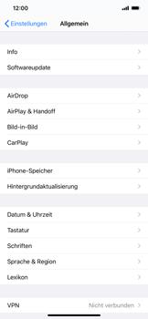 Apple iPhone 11 - iOS 14 - Software - Installieren von Software-Updates - Schritt 4