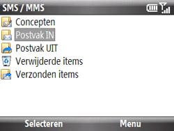 HTC S521 Snap - MMS - probleem met ontvangen - Stap 13