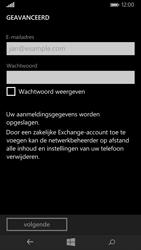 Nokia Lumia 735 - E-mail - e-mail instellen: POP3 - Stap 8