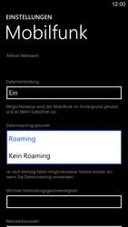 Nokia Lumia 1520 - Ausland - Auslandskosten vermeiden - 1 / 1