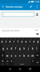 HTC Desire 510 - Contact, Appels, SMS/MMS - Envoyer un SMS - Étape 6