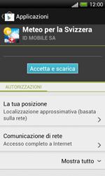 HTC One SV - Applicazioni - Installazione delle applicazioni - Fase 14