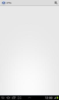 Samsung P3100 Galaxy Tab 2 7-0 - Internet - Manual configuration - Step 8