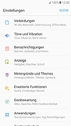 Samsung Galaxy A5 (2017) - Apps - Eine App deinstallieren - Schritt 4