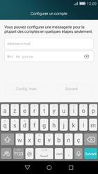 Huawei P8 Lite - E-mail - Configuration manuelle (outlook) - Étape 6