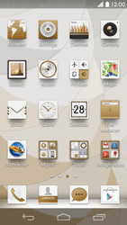Huawei Ascend P6 LTE - Voicemail - Manual configuration - Step 3