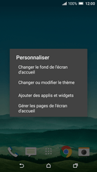 HTC One A9 - Applications - Personnaliser l