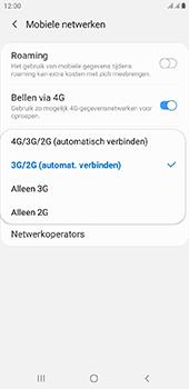 Samsung Galaxy J6 Plus - Netwerk - 4G instellen - Stap 7