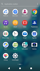 Sony F8331 Xperia XZ - Android Oreo - Contactgegevens overzetten - delen via Bluetooth - Stap 3