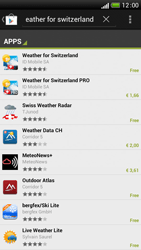HTC One S - Applications - Installing applications - Step 14