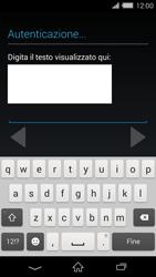 Sony Xperia Z2 - Applicazioni - Configurazione del negozio applicazioni - Fase 18