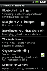 HTC A510e Wildfire S - netwerk en bereik - gebruik in binnen- en buitenland - stap 5