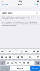 Apple iPhone 7 - Internet et connexion - Partager votre connexion en Wi-Fi - Étape 6