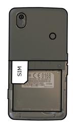 LG Cookie - SIM-Karte - Einlegen - 0 / 0