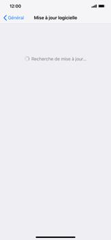 Apple iPhone XR - Aller plus loin - Mettre à jour le logiciel interne de votre mobile - Étape 6