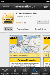 Apple iPhone 4 - Apps - Herunterladen - 17 / 20
