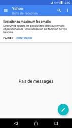 Sony Xperia XZ (F8331) - E-mails - Ajouter ou modifier votre compte Yahoo - Étape 5