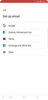 Samsung Galaxy Note9 - E-mail - 032a. Email wizard - Gmail - Step 8