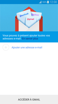 Samsung Galaxy Note 4 - E-mail - 032a. Email wizard - Gmail - Étape 6