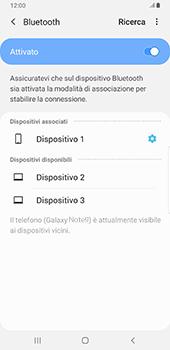 Samsung Galaxy Note9 - Android Pie - Bluetooth - Collegamento dei dispositivi - Fase 9