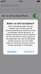 Apple iPhone SE met iOS 11 (Model A1723) - Bellen - WiFi Bellen (VoWiFi) - Stap 6
