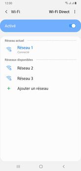 Samsung Galaxy A10 - Internet et connexion - Accéder au réseau Wi-Fi - Étape 9