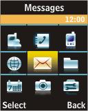 Samsung J700 - MMS - Sending pictures - Step 2
