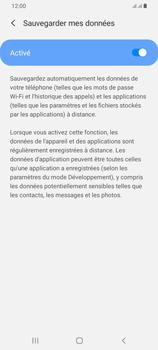 Samsung Galaxy A42 5G - Aller plus loin - Gérer vos données depuis le portable - Étape 11