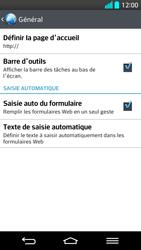 LG G2 - Internet - Configuration manuelle - Étape 24