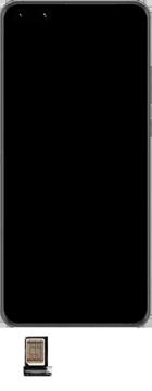 Huawei P40 Pro - Premiers pas - Insérer la carte SIM - Étape 5