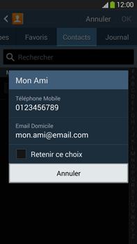 Samsung Galaxy Note 3 - Contact, Appels, SMS/MMS - Envoyer un MMS - Étape 7