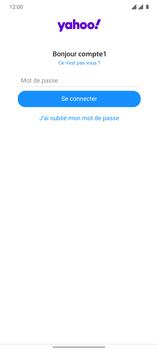 OnePlus 7T - E-mails - Ajouter ou modifier votre compte Yahoo - Étape 9