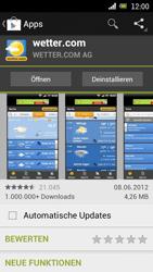 Sony Ericsson Xperia Ray mit OS 4 ICS - Apps - Herunterladen - Schritt 15