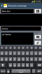Samsung I9295 Galaxy S IV Active - MMS - envoi d'images - Étape 12
