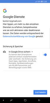Samsung Galaxy S9 Plus - E-Mail - Konto einrichten (gmail) - 12 / 16