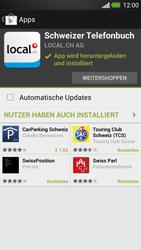 HTC One - Apps - Installieren von Apps - Schritt 9