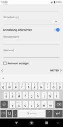 Sony Xperia XZ2 Compact - Android Pie - E-Mail - Konto einrichten - Schritt 16