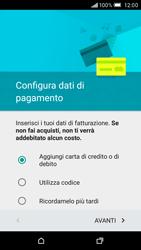 HTC One M9 - Applicazioni - Configurazione del negozio applicazioni - Fase 13
