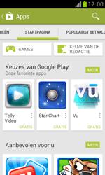 Samsung S7560 Galaxy Trend - Applicaties - Downloaden - Stap 6