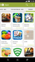HTC One Mini 2 - Apps - Herunterladen - 0 / 0