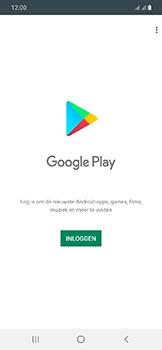 Samsung Galaxy A20e - apps - account instellen - stap 4