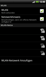 HTC A9191 Desire HD - WLAN - Manuelle Konfiguration - Schritt 7