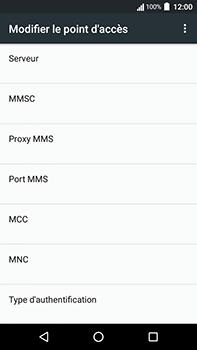 Acer Liquid Zest 4G Plus - MMS - Configuration manuelle - Étape 12