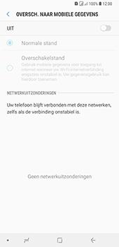 Samsung Galaxy A9 (2018) - wifi - schakel Wi-Fi Assistentie uit - stap 12