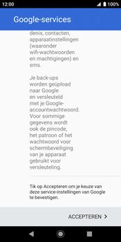 Sony xperia-xz2-h8216-android-pie - Applicaties - Account aanmaken - Stap 20