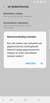 Samsung Galaxy S8 - Android Oreo - Bellen - in het binnenland - Stap 8
