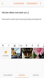 Samsung Galaxy A5 (2017) - Android Marshmallow - e-mail - hoe te versturen - stap 12